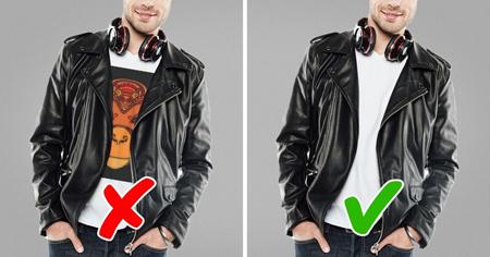 روش درست لباس پوشیدن,درست لباس پوشیدن