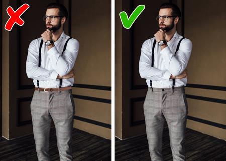 اصول و نحوه پوشش لباس,مهارت های لباس پوشیدن