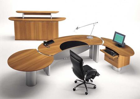 میز اداری مدرن,تصاویر میز اداری,میز اداری