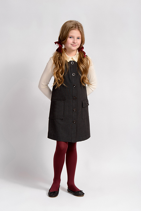 مدل لباس بچه گانه, لباس رسمي دختر بچه ها