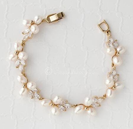 جدیدترین مدل دستبند مروارید, دستبند مروارید دخترانه, دستبند مروارید زنانه