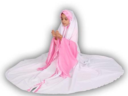 دانلود تصاویر چادر نماز جشن تکلیف