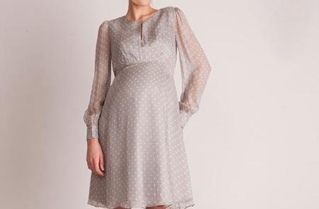 پیراهن کوتاه بارداری, مدل پیراهن بلند بارداری