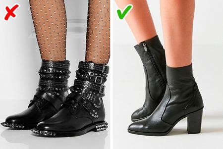 مهارت های انتخاب کفش مناسب,اصول انتخاب کفش مناسب