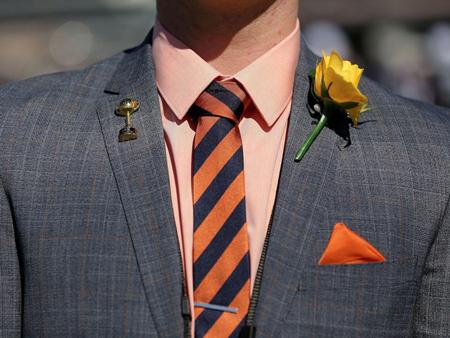 نحوه لباس پوشیدن مردها, لباس پوشیدن آقایان
