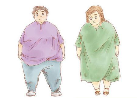 روش خوش پوشی افراد چاق,مهارت های لباس پوشیدن افراد چاق