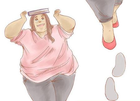 شیوه شیک پوشی افراد چاق,انتخاب لباس پوشیدن خانم های چاق