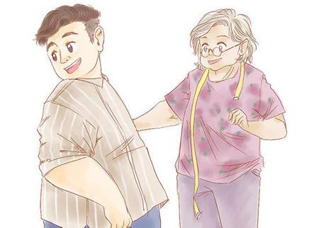 نکاتی برای پوشش خانم های چاق,پوشش خانم های چاق