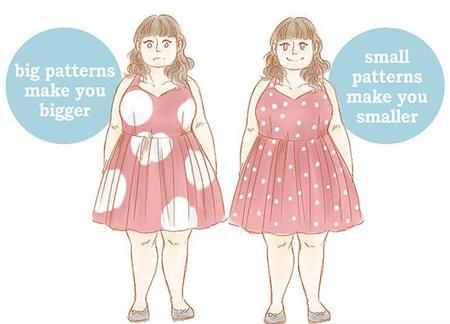 خوش لباسی افراد چاق,خوش پوشی افراد چاق