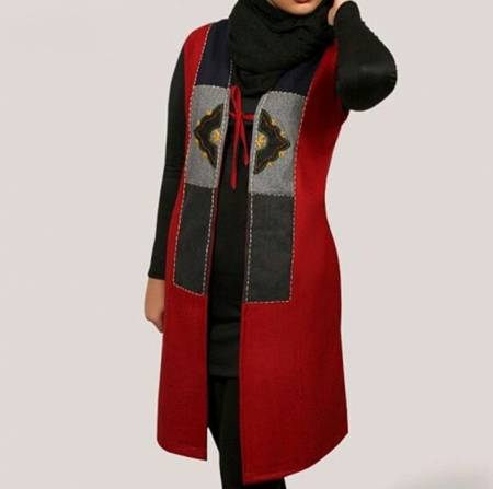 مانتو قرمز مجلسی, جدیدترین مدل مانتوهای قرمز
