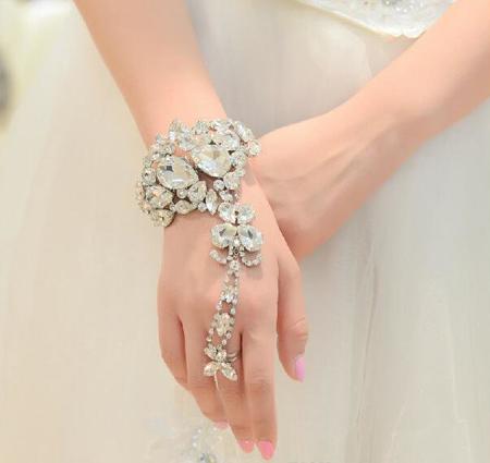 دستبند انگشتری های ساده,ساده ترین مدل دستبند انگشتری