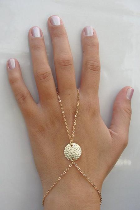 دستبند انگشتری های شیک,دستبند انگشتری های ساده