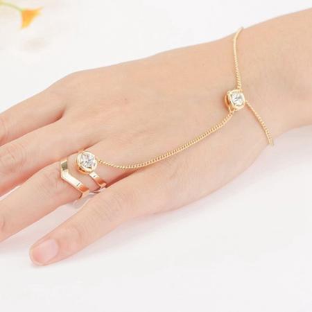 ساده ترین مدل دستبند انگشتری,مدل دستبند انگشتری