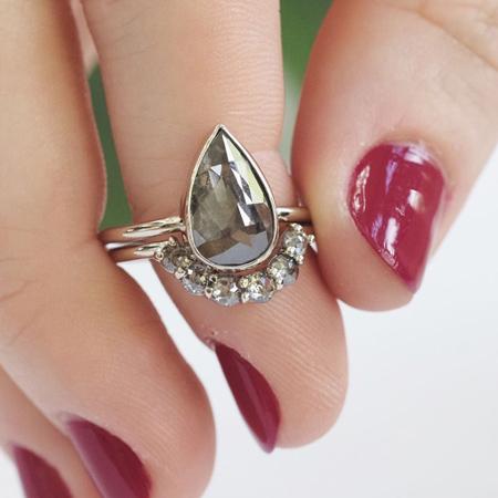 مدل انگشترهای زنانه,مدل انگشترهای نامزدی