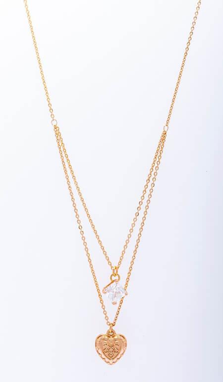 مدل های شیک گردنبند طلا,شیک ترین گردنبندهای بلند مناسب روی لباس,مدل گردنبند برای روی مانتو