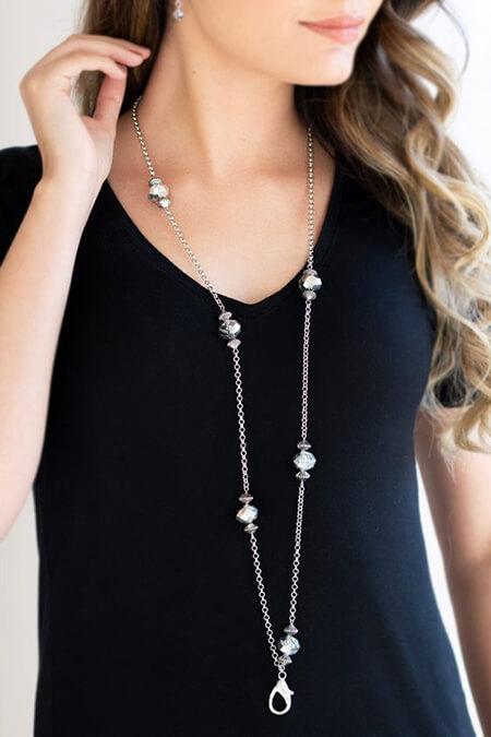 گردنبندهای شیک رو لباسی, شیک ترین مدل گردنبندهای رو لباسی, گردنبندهای رومانتویی