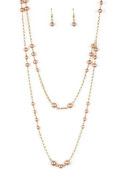 شیک ترین گردنبندهای بلند مناسب روی لباس, مدل گردنبندهای طلا و جواهر, مدل های شیک گردنبند طلا
