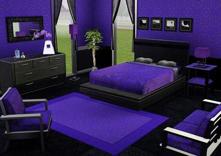 روش های رنگ آمیزی خانه, نکاتی برای انتخاب رنگ اتاق