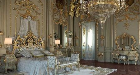 مدل سرویس خواب سلطنتی, سرویس خواب های سلطنتی