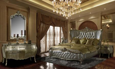سرویس خواب سلطنتی,دکوراسیون اتاق خواب های سلطنتی
