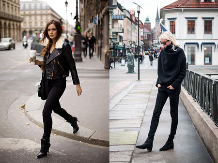 راهنمای پوشیدن شلوار جین با بوت, نکاتی برای پوشش شلوار جین با بوت