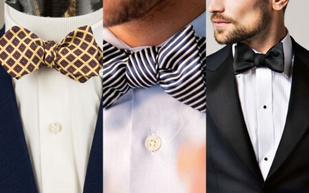 ست کردن کراوات و پاپیون با پیراهن مردانه, ست کردن کراوات و پاپیون, نکاتی برای ست کردن کراوات و پاپیون