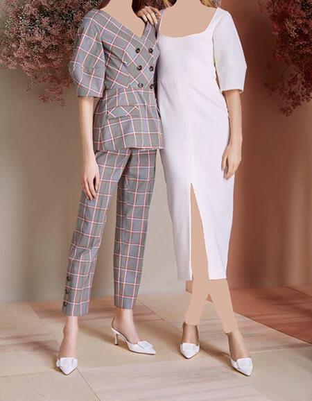 لباس مناسب برای دورهمی های دوستانه,نمونه هایی از مدل لباس مناسب برای دورهمی ها,انواع لباس های دورهمی های دوستانه
