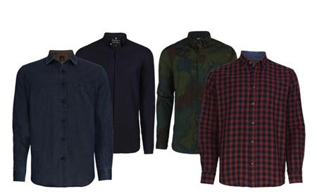 ست پیراهن آستین کوتاه با شلوار,شیوه لباس پوشیدن مردانه