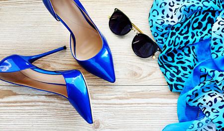 setting2 shoes2 clothes2 ladies2 - قوانین ست کردن کفش و لباس برای خانم ها