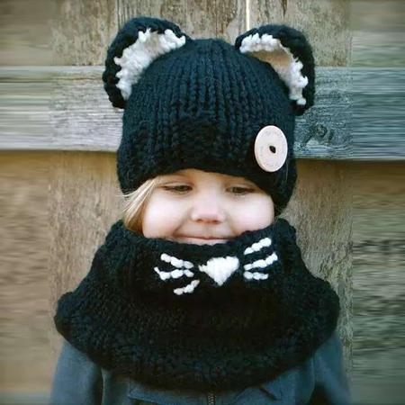 شال و کلاه بافتنی,شال و کلاه نوزادی