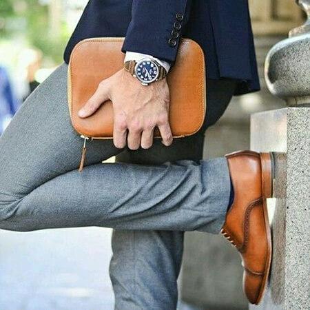ست شلوار خاکستری با کفش, بهترین رنگ های کفش با شلوار خاکستری