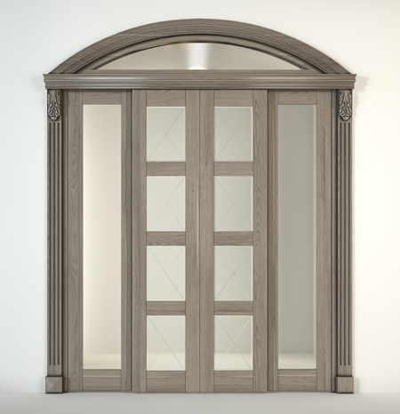 درب کشویی شیشه ای, درب های کشویی سکوریت