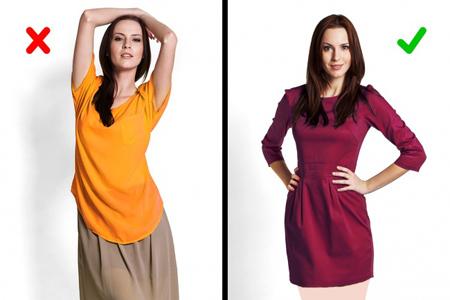 راهنمای بهترین روش لباس پوشیدن, اصول و نحوه پوشش لباس