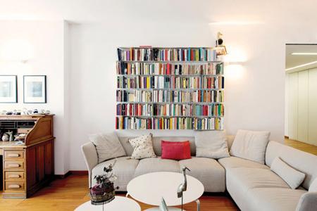 طراحی و دکوراسیون کتابخانه,طراحی و چیدمان کتابخانه