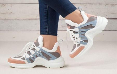 کفش اسپرت دخترانه,کفش ورزشی دخترانه