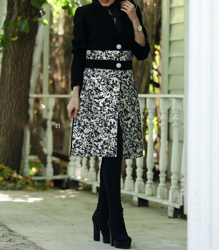 مانتوهای مجلسی زنانه,شیک ترین مدل مانتو بلند