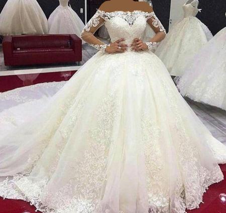 لباس عروس جدید, مدل لباس عروس سفید