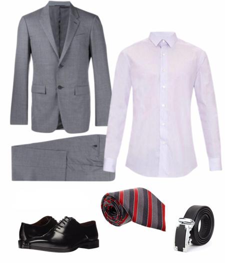 کت و شلوارهای پیراهن های سفید,ست کت و شلوار با پیراهن سفید