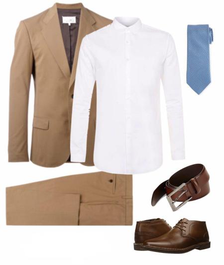 اصول و نحوه پوشش کت و شلوار با پیراهن سفید,کت و شلوارهای مناسب پیراهن های سفید
