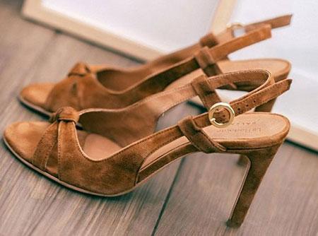 مدل کفش تابستانی پاشنه دار,کفش تابستانی دخترانه