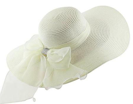 کلاه آفتابي دخترانه, کلاه تابستاني