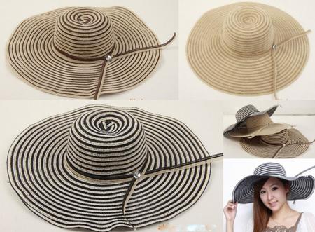 کلاه آفتابي بچه گانه, مدل کلاه آفتابي دخترانه بچگانه