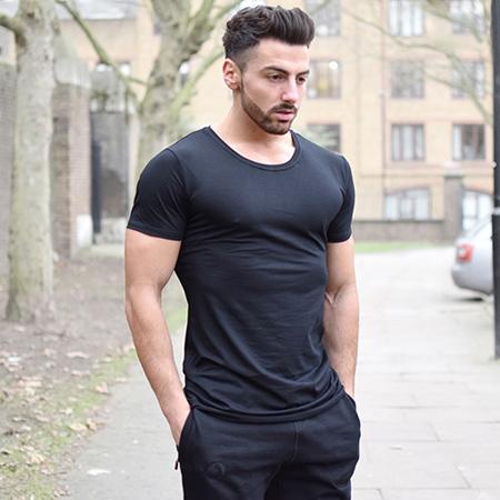 پوشیدن تیشرت مردانه,نکاتی برای پوشیدن تیشرت مردانه