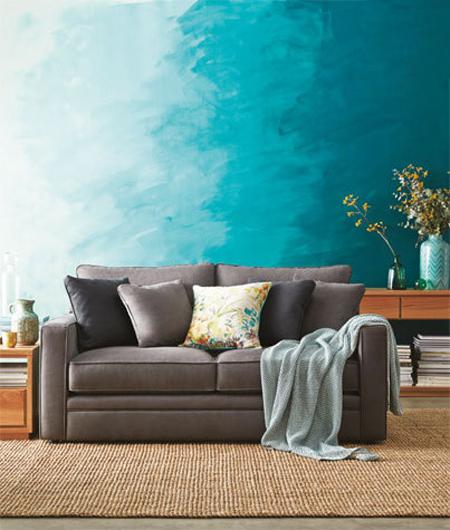 راهنمای رنگ آمیزی خانه,روش رنگ آمیزی خانه