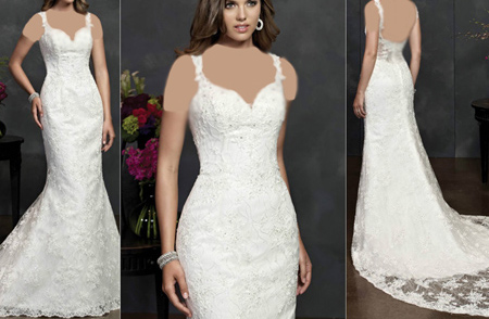 tips3 choosing3 bridal2 dress7 -  آشنایی با انواع مدل لباس عروس + نکاتی برای انتخاب لباس عروس