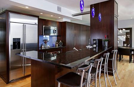 چراغ های روشنایی مناسب منزل,رنگ دکوراسیون اتاق ها