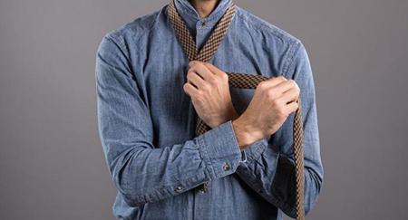 tying4 tie3 -  آموزش تصویری گره زدن کراوات
