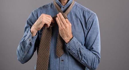 tying4 tie6 -  آموزش تصویری گره زدن کراوات