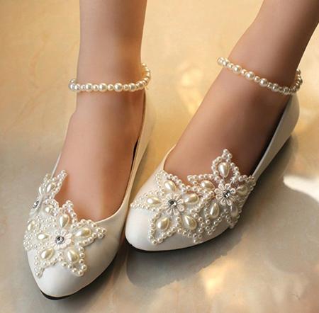 کفش مجلسی بدون پاشنه,شیک ترین کفش های مجلسی بدون پاشنه