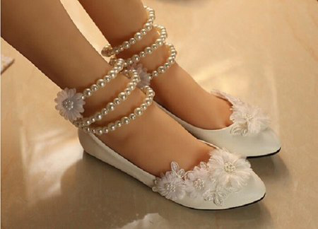 کفش مجلسی بدون پاشنه زنانه, کفش مجلسی زنانه بدون پاشنه